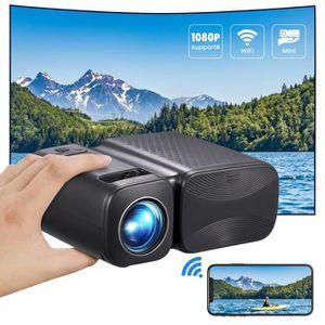 Vidéoprojecteur Vidéoprojecteurs Maison Cinéma 4K 1080P Portable 3