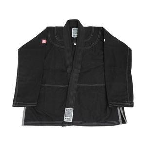 KIMONO Kimono JJB Red Label noir - MAEDA