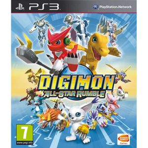 JEU PS3 Digimon All-Star Rumble (Playstation 3) [UK IMPORT