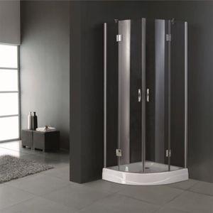 cabine douche 80x80 rond achat vente pas cher. Black Bedroom Furniture Sets. Home Design Ideas