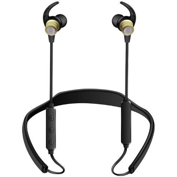 Écouteurs Bluetooth Casque Pour Téléphone Sans Fil Sport Stéréo Avec Microphone