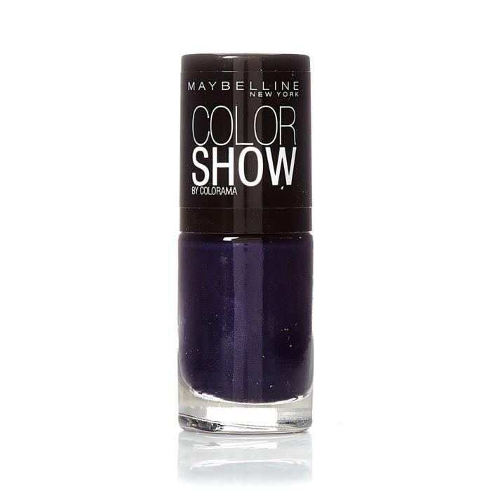 VERNIS A ONGLES Color Show - Vernis à ongles - 103 Marinho