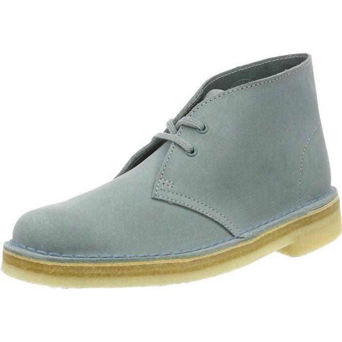 bottines / low boots desert boot femme clarks desert boot f