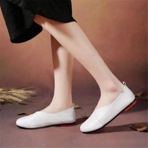 Femmes Chaussures Plates 135% Cuir Authentique Plaine toe Lace up Dames Chaussures Appartements Femme Mocassins Femme chaussures fq8MnPP