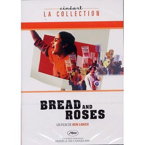 DVD FILM BREAD AND ROSES