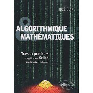 LIVRE MATHÉMATIQUES Algorithmique & mathématiques