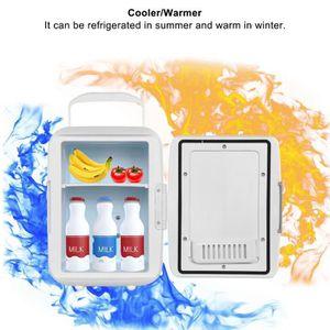 MINI-BAR – MINI FRIGO Mini-réfrigérateur / congélateur compact de 4 litr
