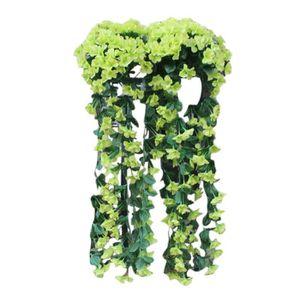 45x45cm moderne encre fleur lin Throw Pillow Case Taille Housse de Coussin Violet M1I1