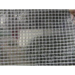 GEOTEXTILE - BACHE Bache armée transparente 4 x 6 metres 170 grs