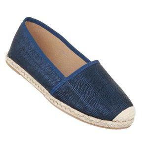 ESPADRILLE Femme chaussure basse  chaussures Espadrilles Slip