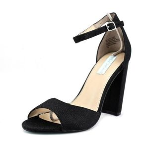 SANDALE - NU-PIEDS Betsey Johnson Carly Synthétique Sandales