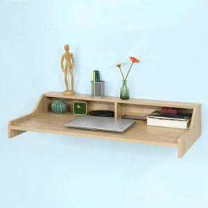 TABLE MURALE SoBuy® FWT47-N Table murale Bureau informatique av