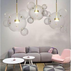 Superieur LUSTRE ET SUSPENSION Lampe Suspendue Luminaire Salon 30w Créatif Boule