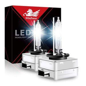 Ampoule phare - feu 2 Ampoules D1S 35W 12V WINPOWER Lampe Rechange Rem