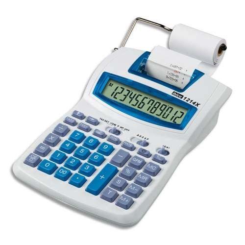 IBICO - Calculatrice imprimante 12 chiffres
