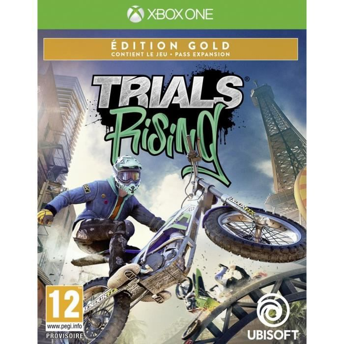 JEU XBOX ONE Trials Rising Édition Gold Jeu Xbox One