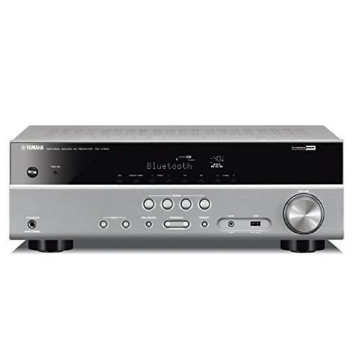 YAMAHA RX-V383 Amplificateur Home Cinéma - Titane