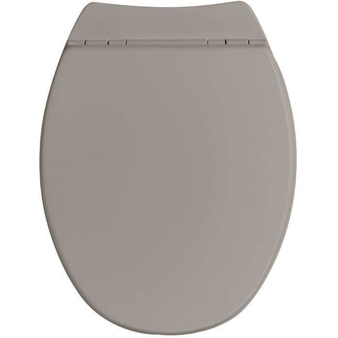 ABATTANT WC Abattant Serenity 2 - taupe fonce