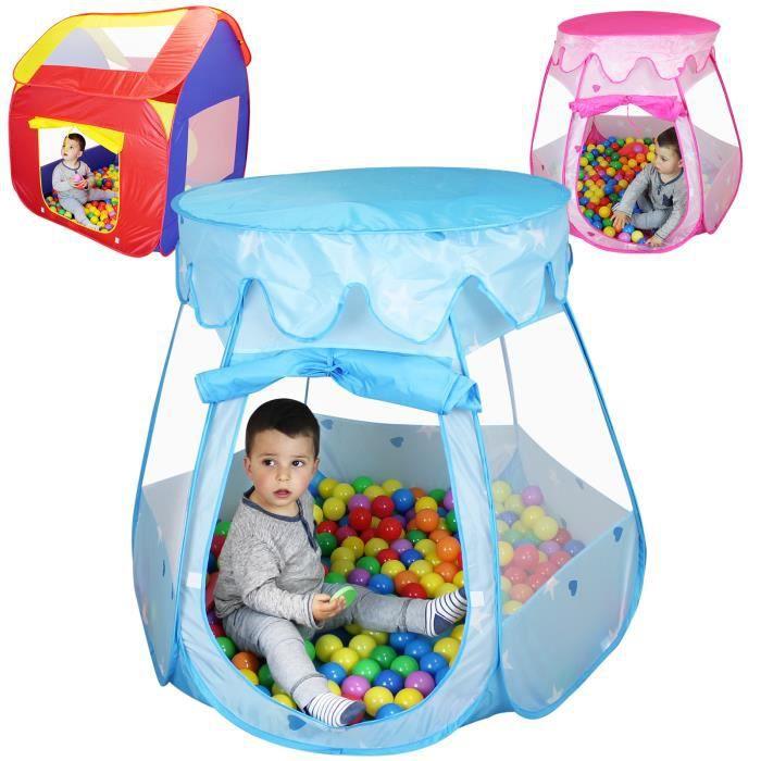 piscine a balles bebe achat vente jeux et jouets pas chers. Black Bedroom Furniture Sets. Home Design Ideas