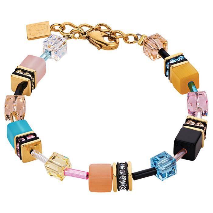 Bracelet Coeur de Lion 2838-30-1549 Métal doré