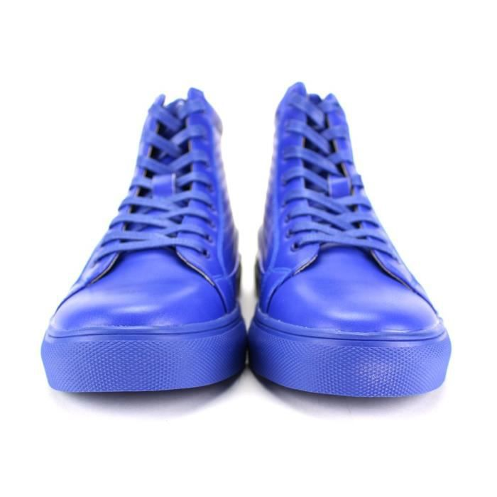 718 Marque 6731 Chaussures Mode ~ High Top ~ Sneaker Designer JW2YQ Taille-46