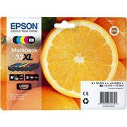 CARTOUCHE IMPRIMANTE Cartouche Epson 33XL Multipack 3 couleurs + Noir +