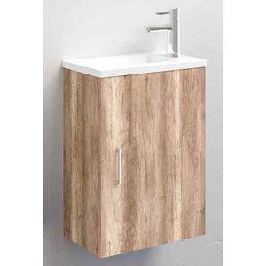 meuble lave main achat vente meuble lave main pas cher soldes d s le 10 janvier cdiscount. Black Bedroom Furniture Sets. Home Design Ideas