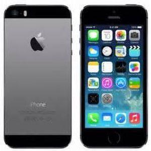 SMARTPHONE APPLE iPhone 5S 32GB Noir