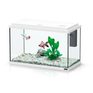 AQUARIUM Aquarium Funny Fish 40 Aquatlantis Blanc