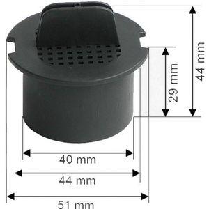 PIÈCE APPAREIL FROID  filtre charbon active cave a vin liebherr 7433243