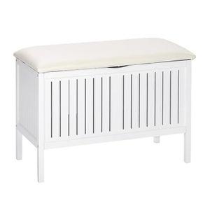 banc de salle de bain achat vente pas cher. Black Bedroom Furniture Sets. Home Design Ideas