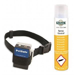 ANTI-ABOIEMENT Petsafe Anti-aboiement Collier Spray Pour Bark Con