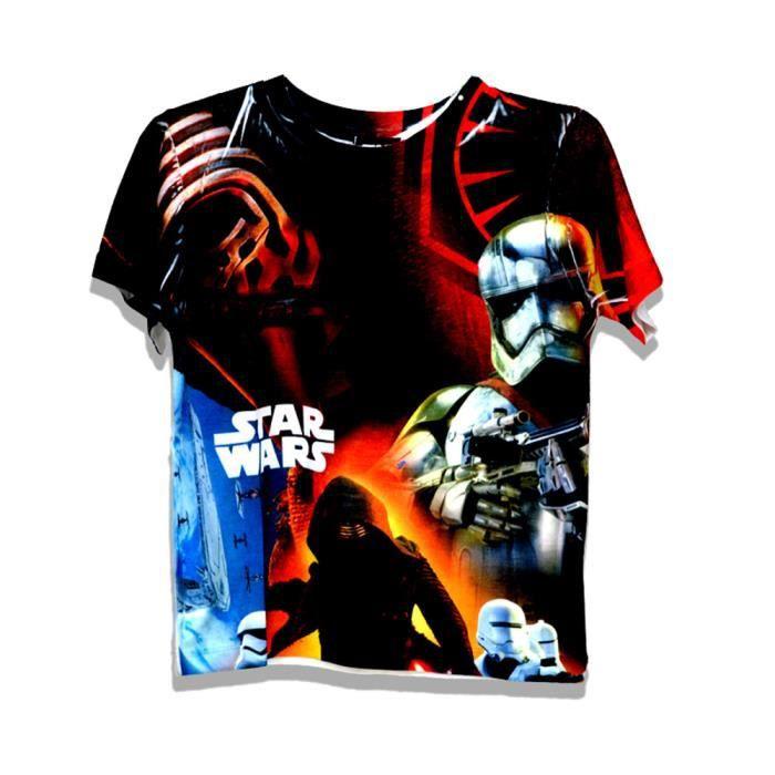 5e2ac4d5f0129 T-shirt Enfant d'été Nouvelle Mode Classique Shirt Marque De Luxe ...