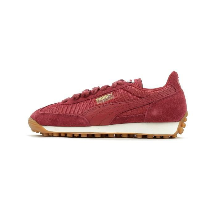 481f914437d Baskets basses Puma Easy Rider W Rouge Rouge - Achat   Vente basket ...