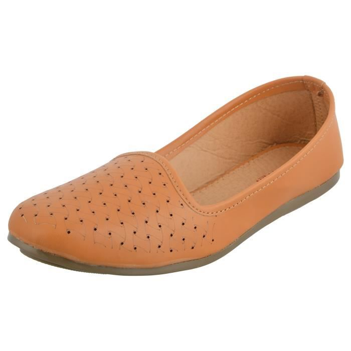 ballerines synthétiques pour femmes PHIIR Taille-39
