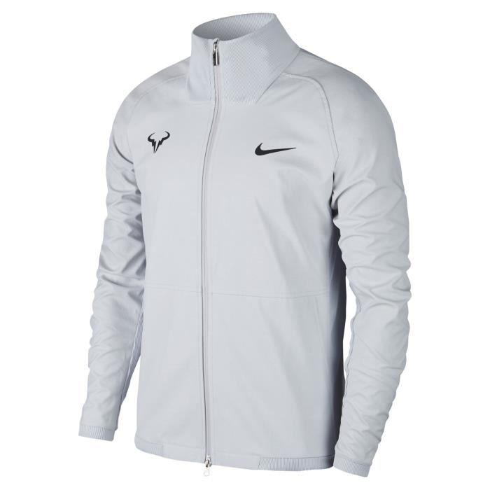 Gris Nadal Achat Nike Open D'australie Veste Rafael 2018 e2YED9IbWH