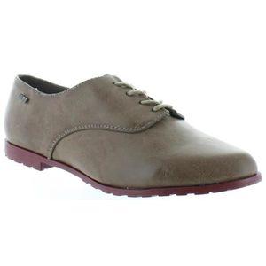 MTNG 52653 Negro - Chaussures Derbies Femme