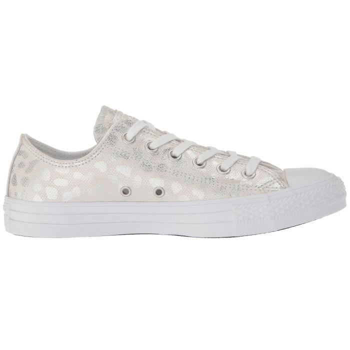 Animaux Rl37s 41 Taille Basses Chuck Converse All Textiles Baskets Glam Stars Femmes Taylor Brea Ox Yw7f6O