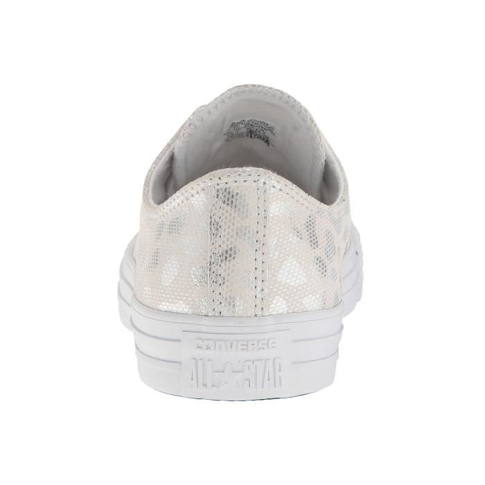 Converse Femmes Chuck Taylor All Stars Brea animaux Glam Ox Baskets basses textiles RL37S Taille-41