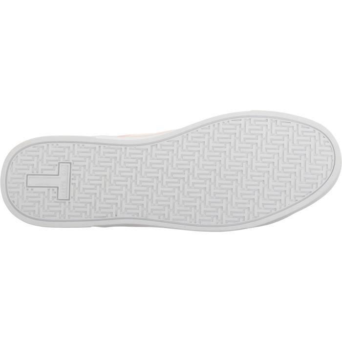 Kulei Lthr Af Rose d'or - argent Sneaker HQE85 Taille-41