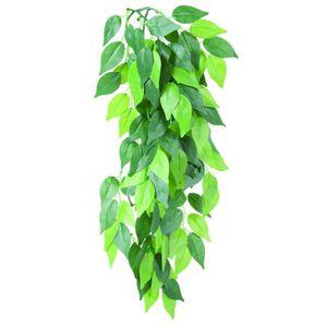 TRIXIE Plante en soie Ficus ? 20 × 30 cm pour reptile