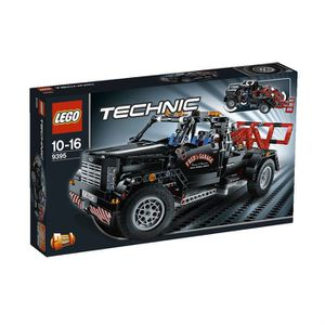 Achat Truck Assemblage Monster 60055 Vente Lego City HIY2WED9