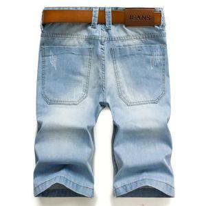 pantacourt homme jeans achat vente pantacourt homme jeans pas cher cdiscount. Black Bedroom Furniture Sets. Home Design Ideas