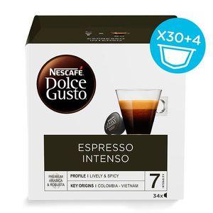 CAFÉ Capsules de café Nescafé Dolce Gusto (34 uds) Espr