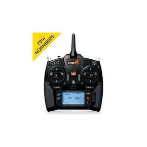 RADIOCOMMANDE Spektrum DX6 seule nouvelle version antenne divers