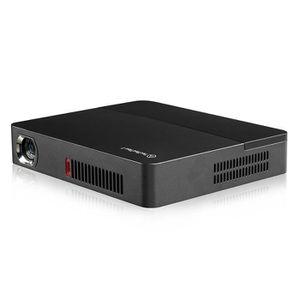 Vidéoprojecteur TecTecTec Pico Projecteur VPRO2+ Android 3D WiFi