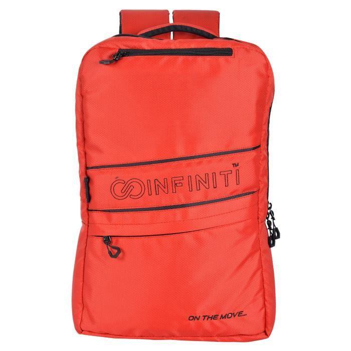 Prime Pu Casual 15 Red 18 Litres portable Sac à dos pour homme MT3SZ
