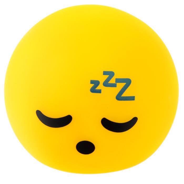Emoji Lampe Dormeur Ou Veilleuse Led IHYeWDE29b