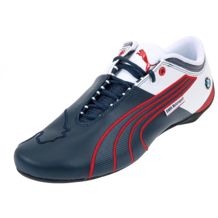 Chaussures mode ville Bmw ms future cat m1 navy