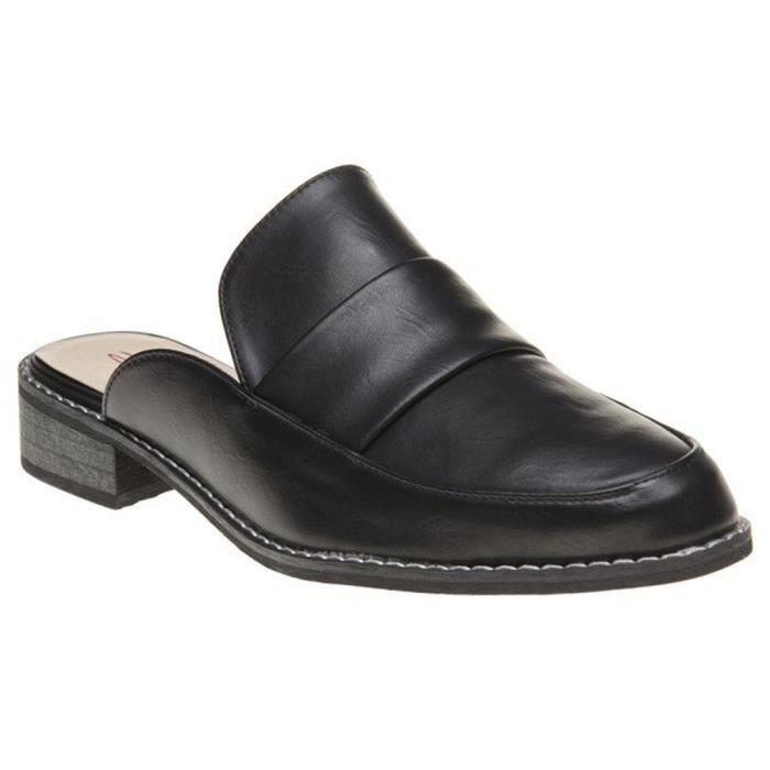 Dolcis Dunne Mule Femmes Chaussures sans lacets Blanc - 6 UK BgfgjVUhaE